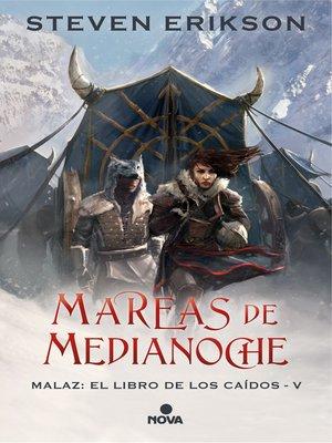 cover image of Mareas de Medianoche