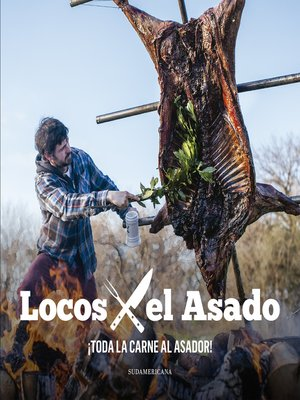 cover image of ¡Toda la carne al asador!