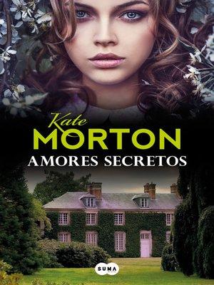 cover image of Amores secretos