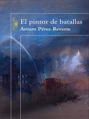 cover image of El pintor de batallas