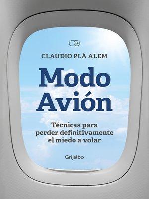 cover image of Modo avión