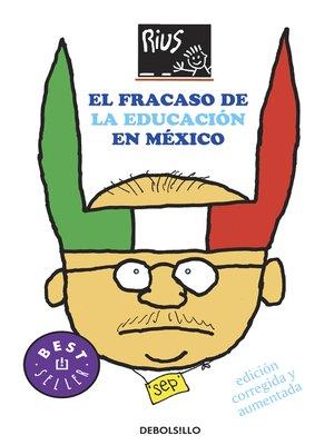 cover image of El fracaso de la educación en México
