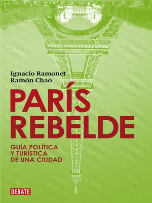 cover image of París rebelde