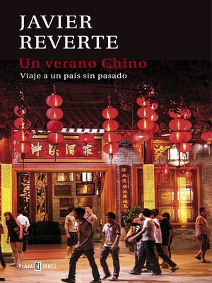 cover image of Un verano chino