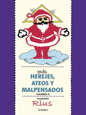 cover image of Más herejes, ateos y malpensados (Colección Rius)