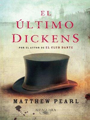 cover image of El último Dickens