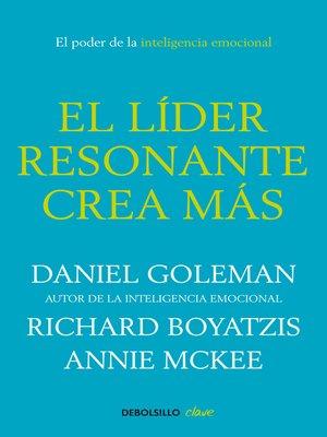 cover image of El líder resonante crea más