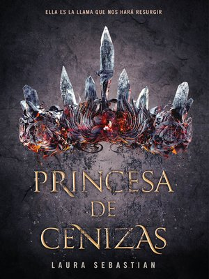 cover image of Princesa de cenizas (Princesa de cenizas 1)