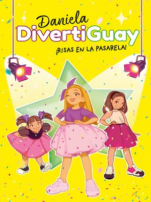 cover image of ¡Risas en la pasarela! (Daniela DivertiGuay 3)