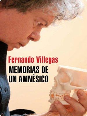 cover image of Memorias de un amnesico