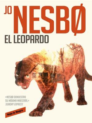 cover image of El leopardo (Harry Hole 8)