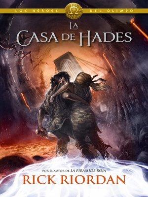 cover image of La casa de Hades (Los héroes del Olimpo 4)