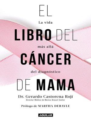 cover image of El libro del cáncer de mama