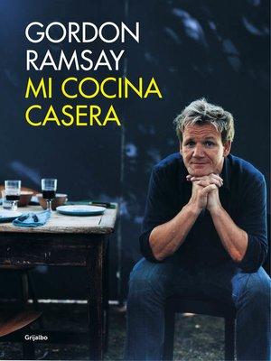cover image of Mi cocina casera