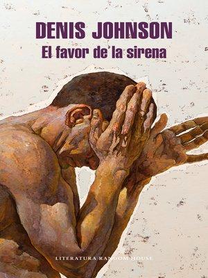 cover image of El favor de la sirena