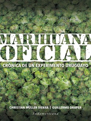 cover image of Marihuana oficial