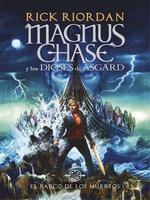 cover image of El barco de los muertos