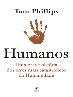 cover image of Humanos