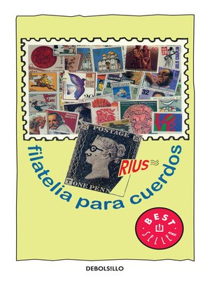 cover image of Filatelia para cuerdos