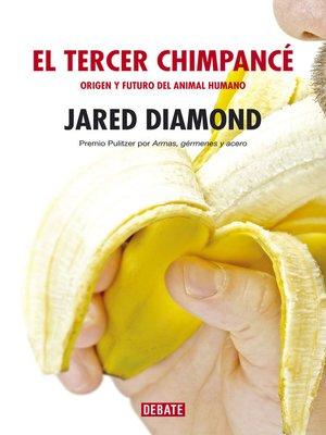 cover image of El tercer chimpancé