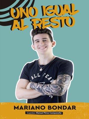 cover image of Uno igual al resto