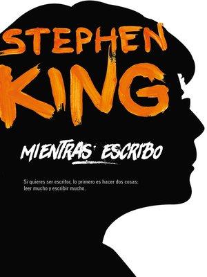 cover image of Mientras escribo