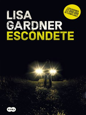 cover image of Escóndete