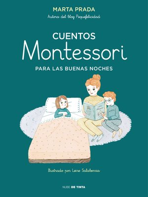 cover image of Cuentos Montessori para las buenas noches