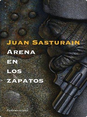 cover image of Arena en los zapatos