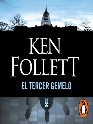 cover image of El tercer gemelo