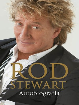 cover image of Rod Stewart