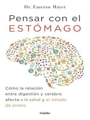 cover image of Pensar con el estómago