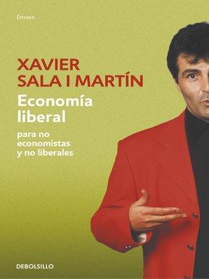 cover image of Economía liberal para no economistas y no liberales