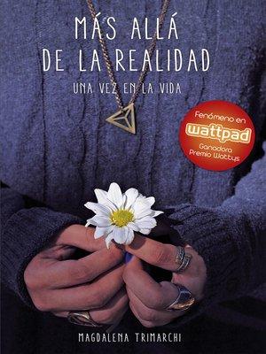 cover image of Más allá de la realidad