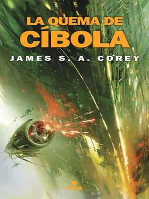 cover image of La quema de Cíbola