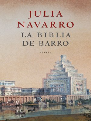 cover image of La Biblia de barro