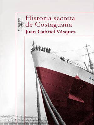cover image of Historia secreta de Costaguana