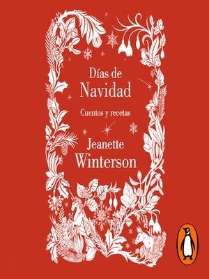 cover image of Días de Navidad