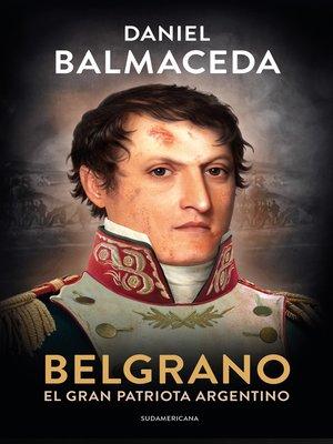 cover image of Belgrano