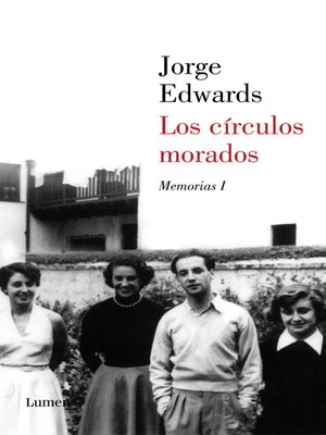 cover image of Los círculos morados