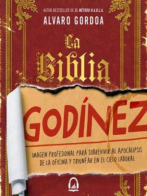cover image of La Biblia Godínez