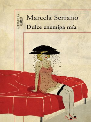 cover image of Dulce enemiga mía