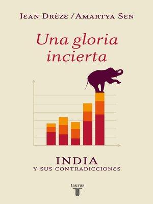 cover image of Una gloria incierta