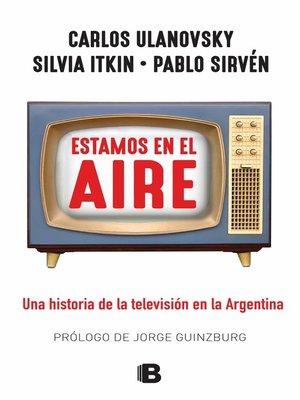 cover image of Estamos en el aire