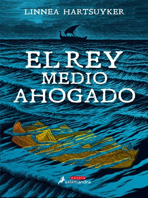 cover image of El rey medio ahogado