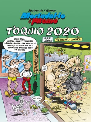 cover image of Tòquio 2020