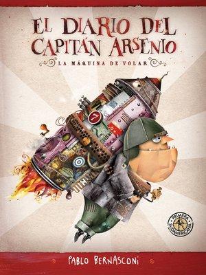 cover image of El diario del Capitán Arsenio