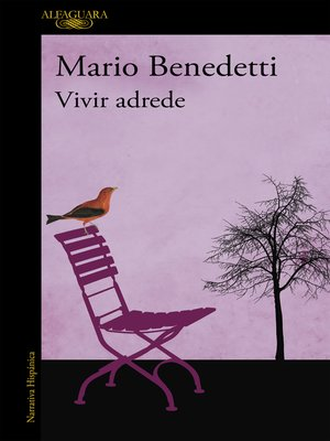 cover image of Vivir adrede