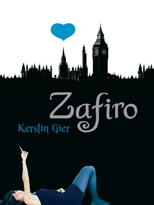 cover image of Zafiro (Rubí 2)