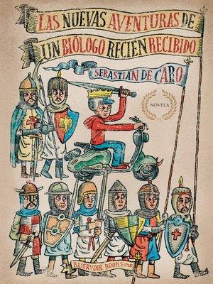 cover image of Las nuevas aventuras de un biólogo recién recibido